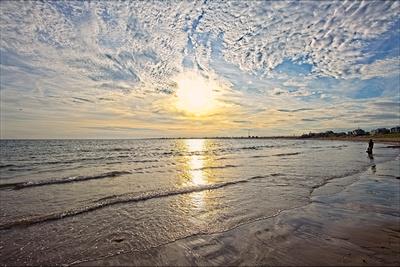 Late Afternoon Western Beach Sky 20210817 850_8862