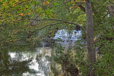 Curtain Of Leaves At Maskerchugg Falls 20211014 850_2278